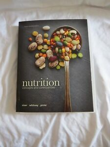 Nutrition concepts & controversies Text Book