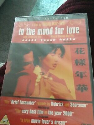In The Mood For Love (DVD, 2013)Tony Leung.