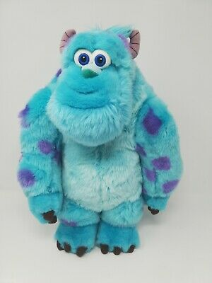 Monsters Inc Sully Sullivan Disney Store Original Authentic  16