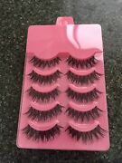 "5 pack false eyelashes, ""lilly lashes"" - brand new! Carina Brisbane South East Preview"