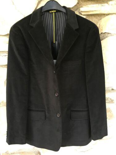 Velvet Jacket Blazer - Men