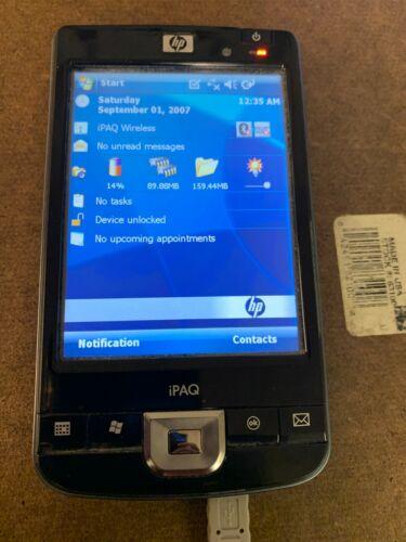 HP iPAQ 211 Enterprise Handheld PDA