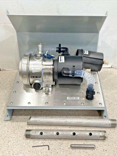 *NEW* DET-TRONICS PIRECLA4A2W1 IR Gas Detector W/ Q900 Duct Mounting Kit  PIRECL