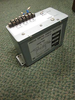 Scientific Columbus Process Control Current Transducer Ct-510p-a7 Used