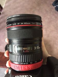 Objectif Canon 24-105mm f/4L IS USM