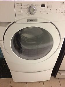 Maytag washer with peds for sale!