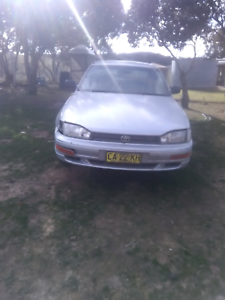 Toyota Camry 95 (good for parts)