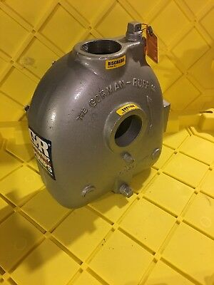 Gorman-rupp 02c3-x.75 1p Self Priming Centrifugal Pump 2x2 Casing Only New