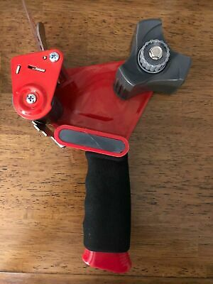 Scotch 3m Tape Gun Dispenser 2 Foam Grip Heavy Duty Shipping