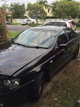 Xr6t turbo bf Falcon(2006) Herston Brisbane North East Preview
