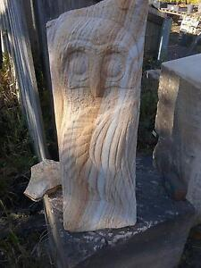 Sandstone Owl Shellharbour Area Preview