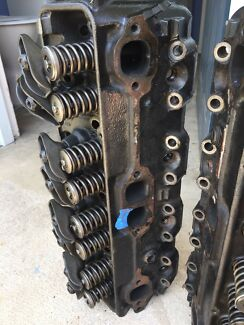 Chevy 350 cylinder heads