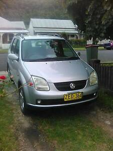 2003 Holden Cruze Wagon Lithgow Lithgow Area Preview