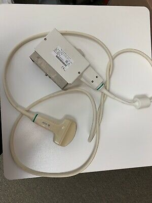 Ge Transducer Convex Ultrasound Probe