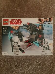 LEGO Star Wars 75197 First Order Specialists Battle Pack - Brand new