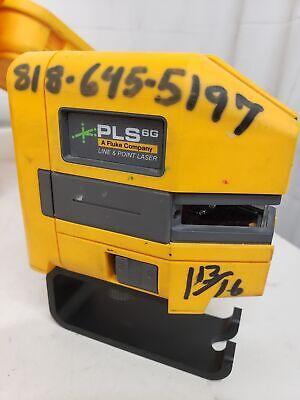 Fluke Pls G6 Laser Level Kit