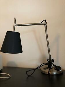 Desk/bedside table lamp