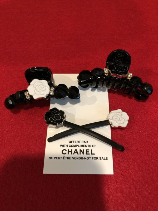 Chanel Vip Hair Accessories