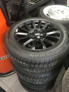 Cadillac tires and rims