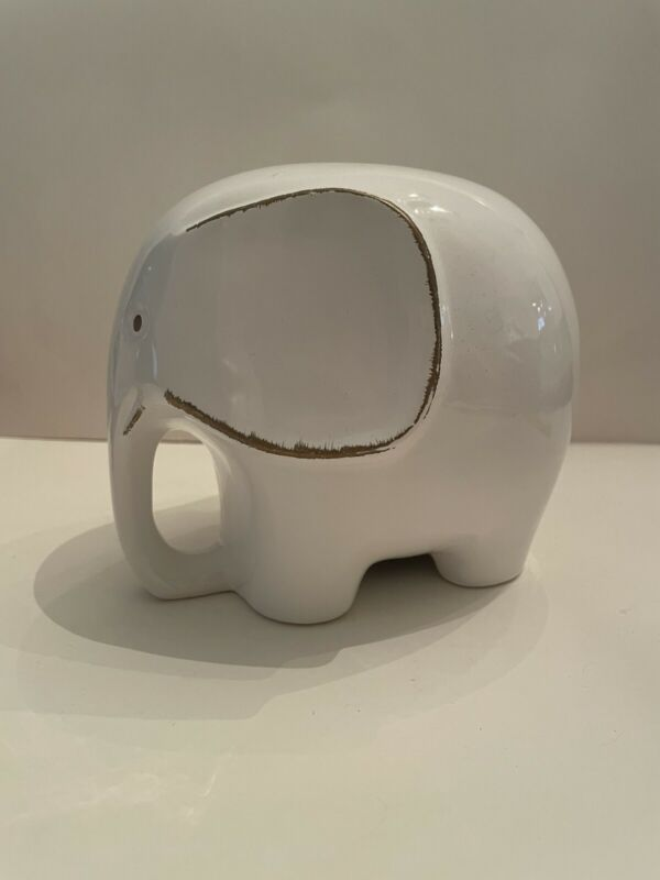 Elephant Vintage Bank Ceramic