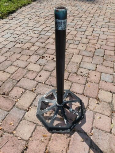 Vintage Golf Ball Washer Stand Professional Golf Course - Orlando