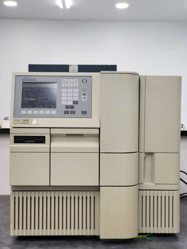 Waters Alliance 2695 HPLC System Separations Module w/ Column Heater