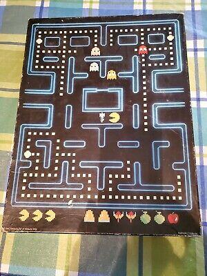 VTG 1982 Pac-Mania Pac-Man 500 Piece Puzzle