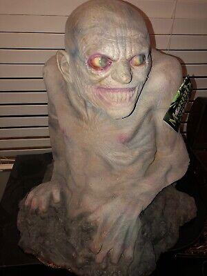 Grossferatu Morbid Industries Creepy Halloween Prop Gemmy Spirit Hard To - Gemmy Industries Halloween