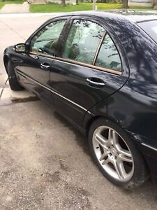 Mercedes c230 for sale with 206kms