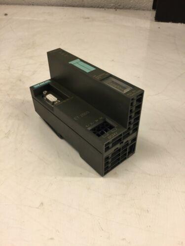 Siemens Simatic S7 IM 151-1 Standard Module, 6ES7 151-1AA02-0AB0, Used