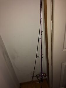 Fishing rods on sale