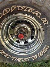 Toyota Hilux 33 inch muddies and wheels Latham Belconnen Area Preview