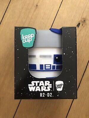 BNIB STAR WARS R2-D2 KEEP CUP 8OZ