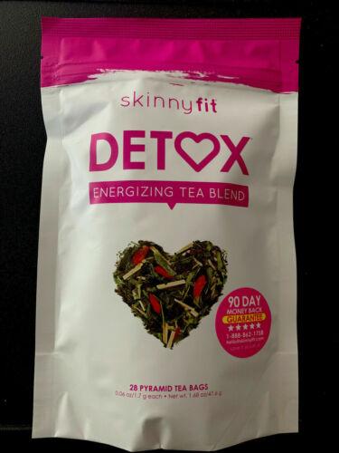 Skinnyfit Detox Tea Bags - 28 Count 02/01/2022