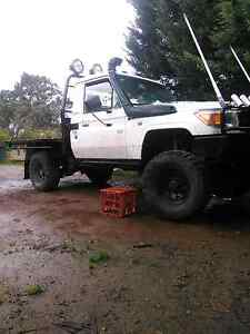 Vdj79 toyota landcruiser Collie Collie Area Preview