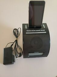 iHome IP11 iphone/ipod 30-Pin Charger Speaker Dock Music Player Alarm Clock Rdy
