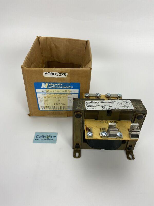 MAGNETEK 636-1141 Machine Tool Transformer 240/480 V 50/60 Hz  *WARRANTY*