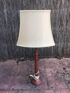 Table lamp - sleek, deco