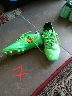 NIKE kids soccer boots for sale