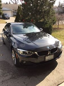 2015 BMW 428i XDrive lease take over 26 months