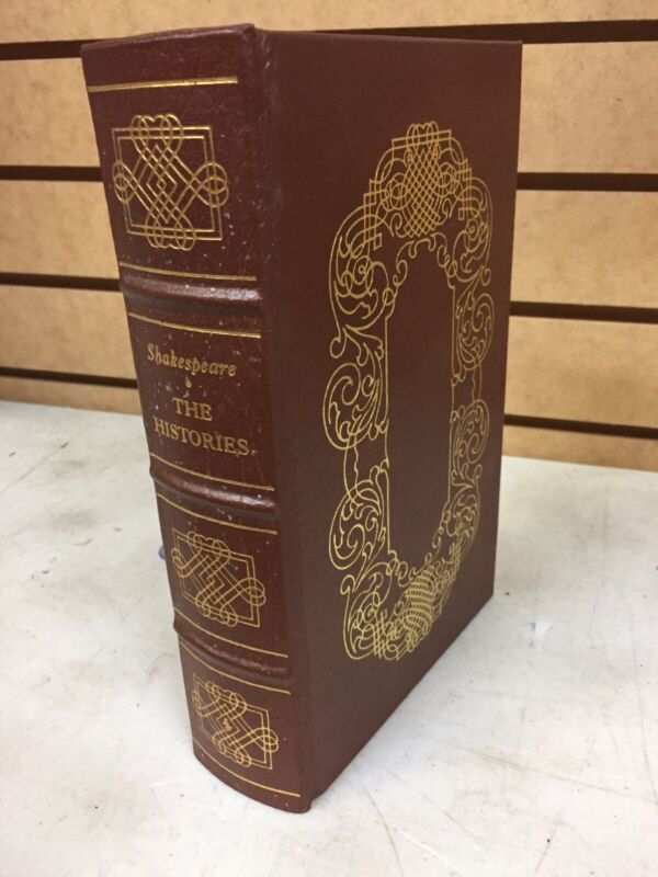 THE EASTON PRESS The Histories by Shakespeare