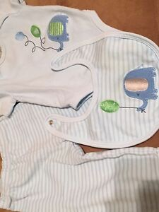 Baby clothes: two 6 month outfits