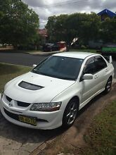 Mitsubishi Lancer Evo 8 Sedan Allambie Heights Manly Area Preview