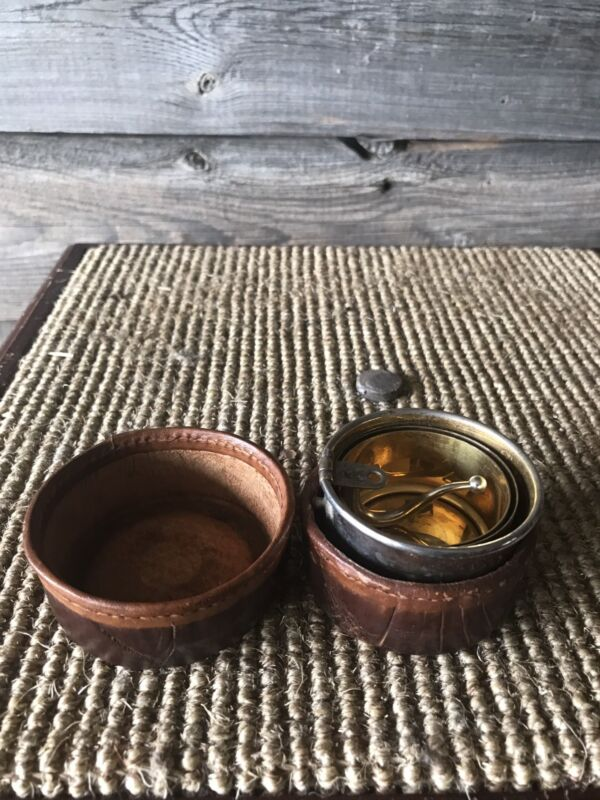 Vintage WW2 Military Collapsible Cup
