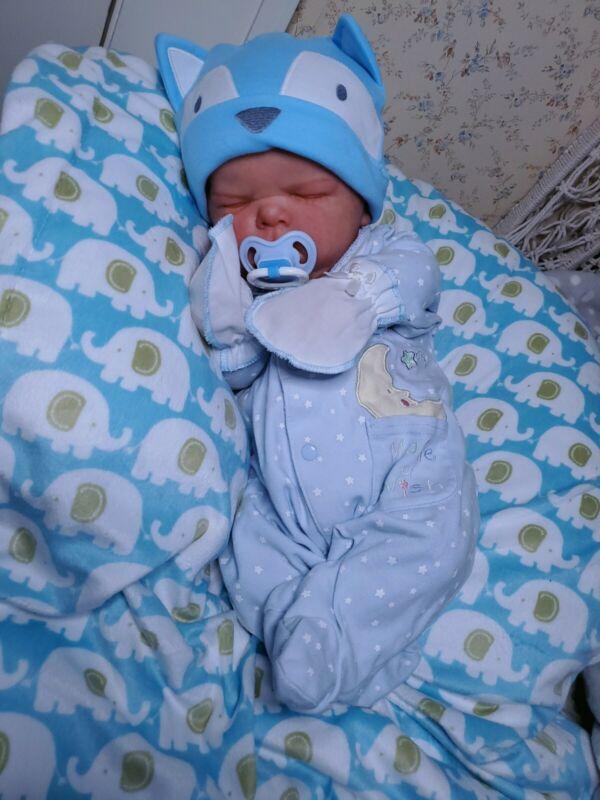 Reborn Baby Nino By Vincenzina Care