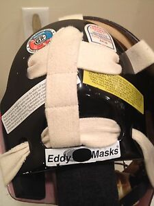 Eddy goalie mask