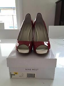 Nine West Escher - Size 8 Hunters Hill Hunters Hill Area Preview