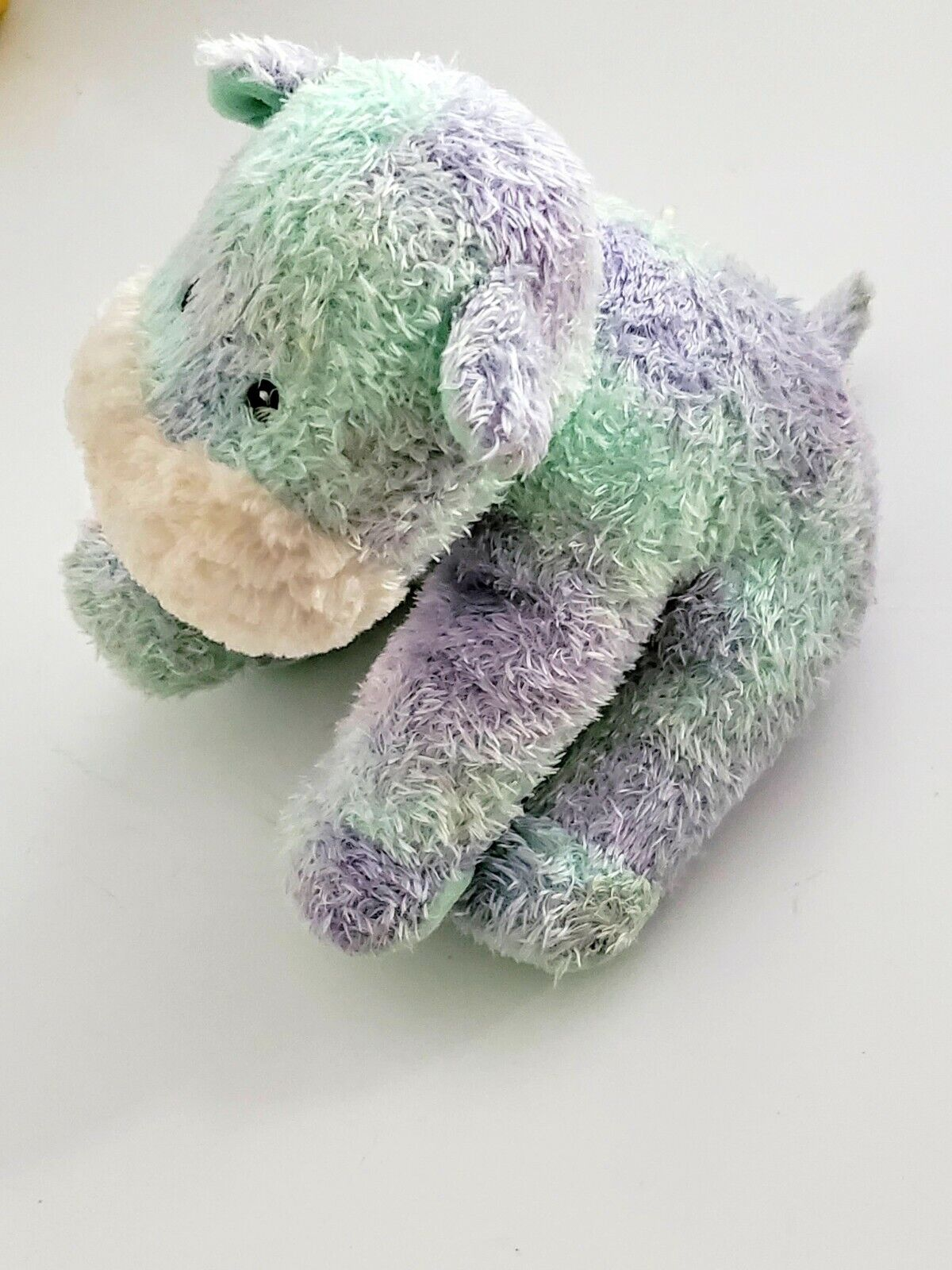 Baby Gund Sprinkles 58083 Horse Pony Cow Musical Wind Up Plush Purple Green - $79.99