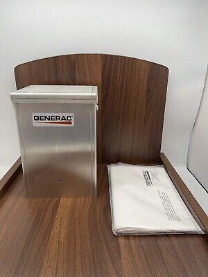 Generac 6377 30-amp Single Circuit Manual Transfer Switch