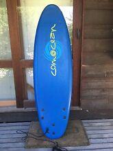 "Surfboard, soft, Comocean 5'6"" Baxter Mornington Peninsula Preview"